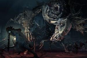 Bloodborne: The Old Hunters Screenshot