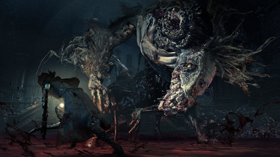 Bloodborne: The Old Hunters Review - Screenshot 2 of 4
