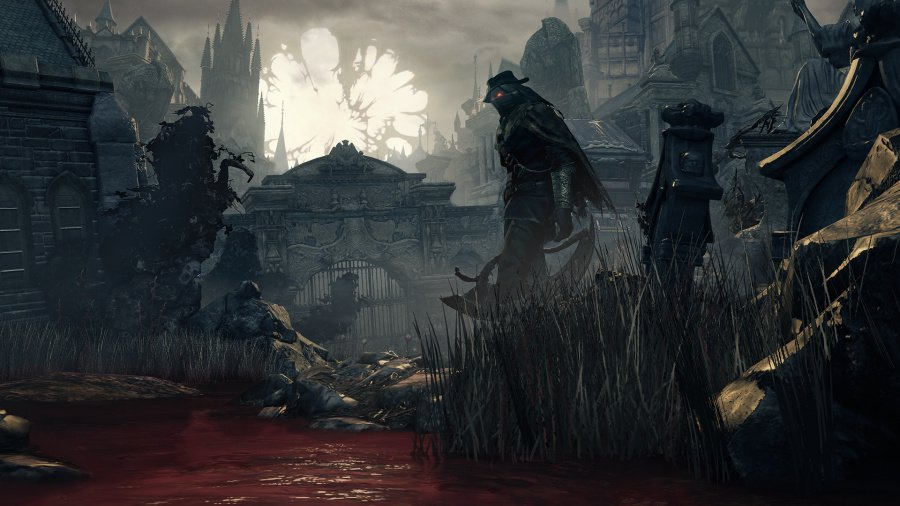 Bloodborne: The Old Hunters Review - Screenshot 1 of 4