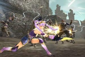 Dynasty Warriors 8: Empires Screenshot