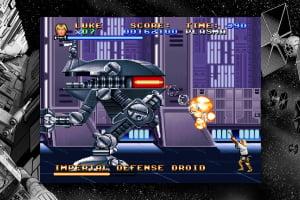 Super Star Wars Screenshot