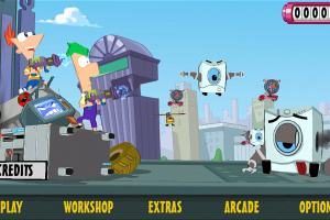 Phineas and Ferb: Day of Doofenshmirtz Screenshot