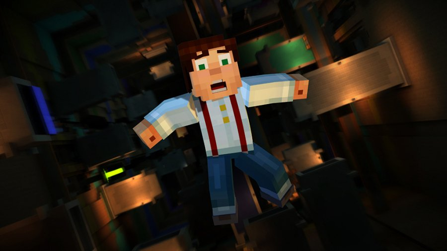 Minecraft: Story Mode – Episode 3: The Last Place You Look Review - Screenshot 1 of 3