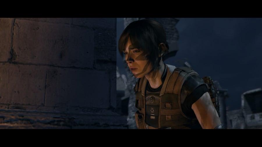 Beyond: Two Souls Review - Screenshot 1 of 5