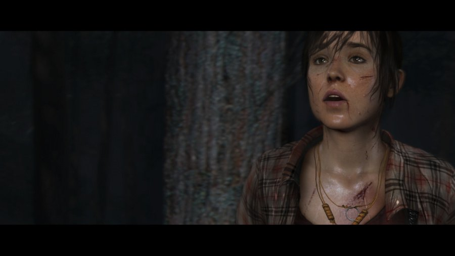 Beyond: Two Souls Review - Screenshot 1 of 5
