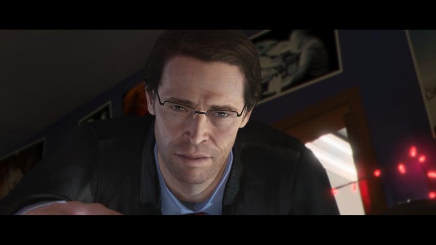 Beyond: Two Souls Review - Screenshot 2 of 5
