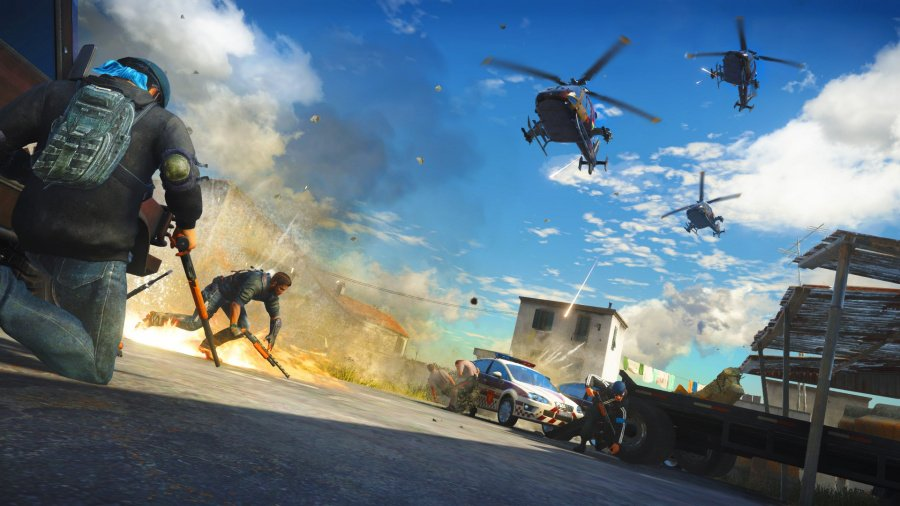 Just Cause 3 Review - Screenshot 1 of 5
