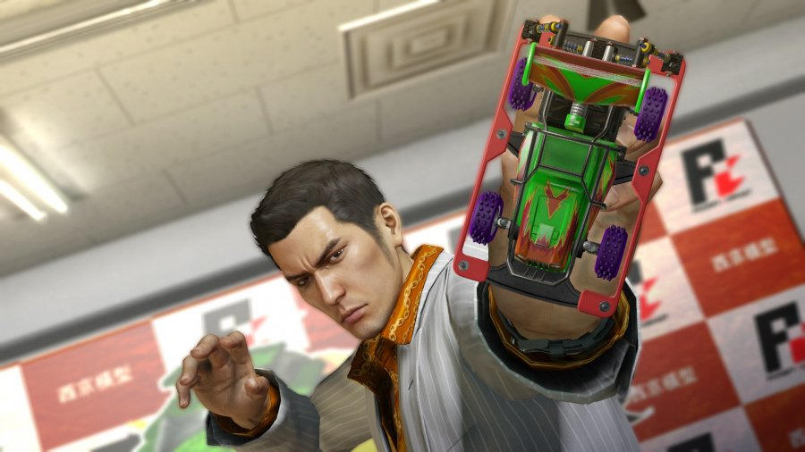 Yakuza 0 Review - Screenshot 2 of 5