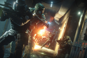 Tom Clancy's Rainbow Six: Siege Screenshot