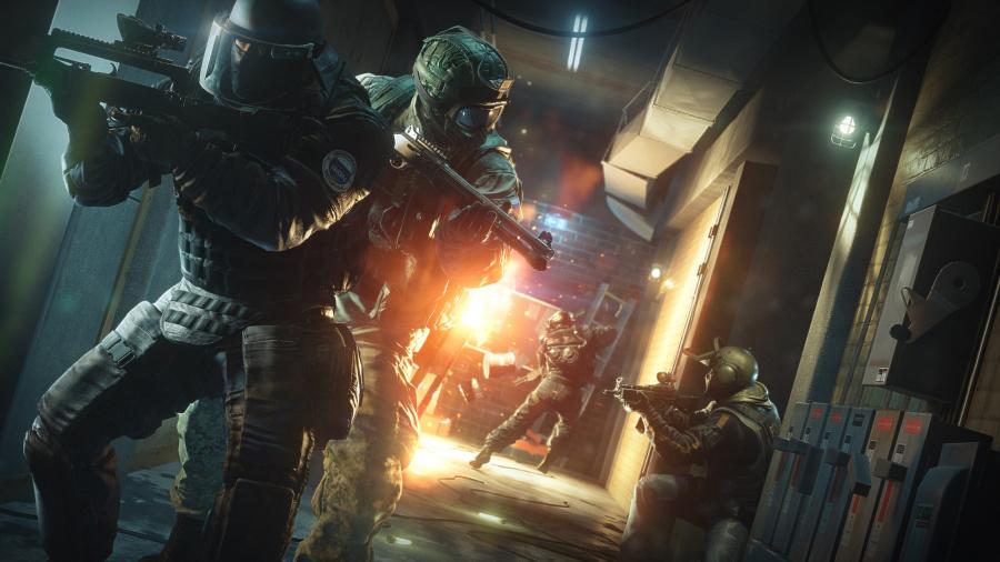 Tom Clancy's Rainbow Six: Siege Review - Screenshot 1 of 5