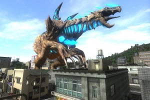 Earth Defense Force 4.1: The Shadow of New Despair Screenshot