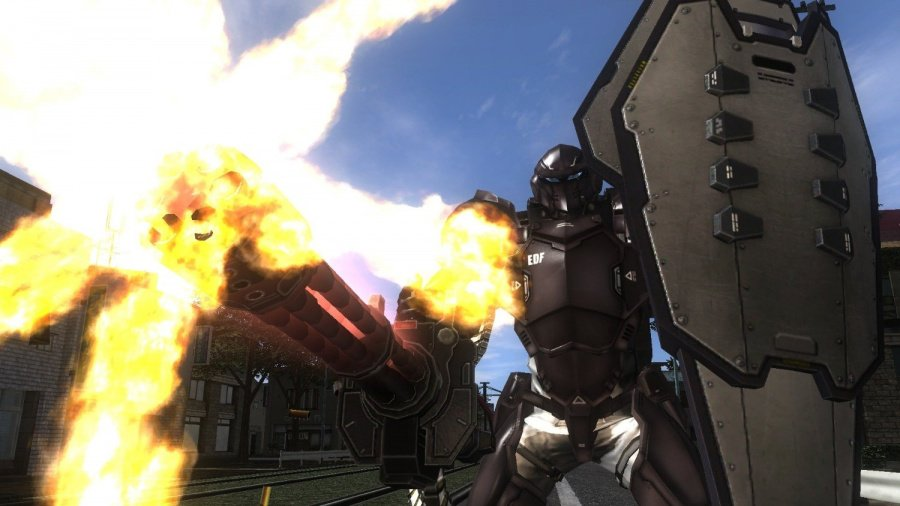Earth Defense Force 4.1: The Shadow of New Despair Review - Screenshot 1 of 3