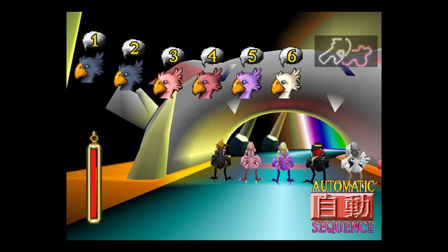 Final Fantasy VII Review - Screenshot 1 of 4