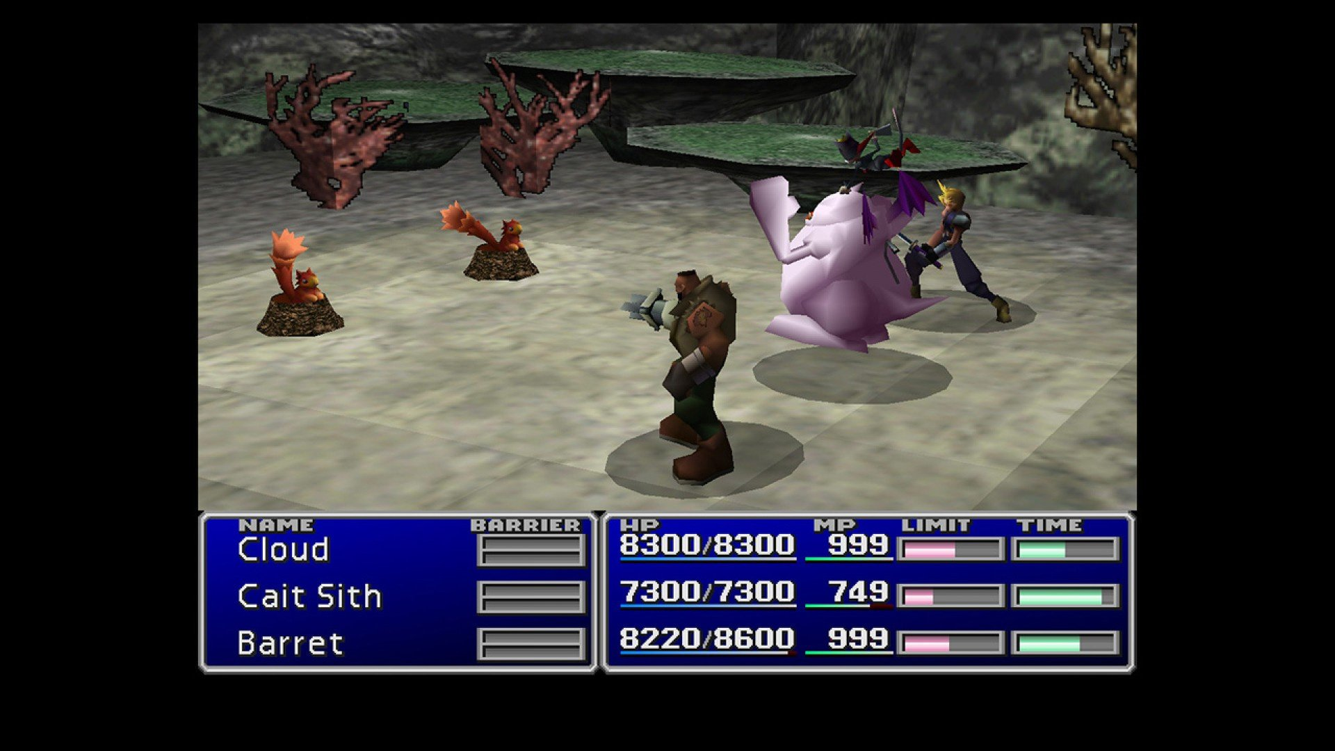 how to get the chocobo to dance ff8