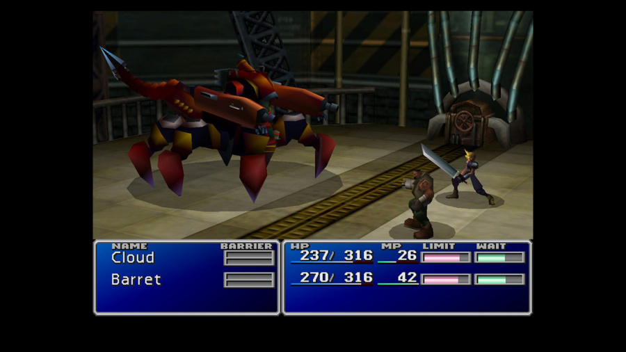 Final Fantasy VII Review - Screenshot 1 of 5