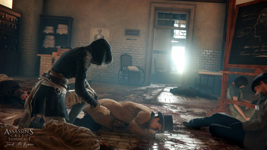 Assassin's Creed Syndicate: Jack the Ripper Review - Screenshot 1 of 3