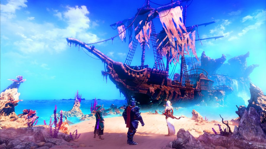 Trine 3: The Artifacts of Power Review - Screenshot 1 of 4