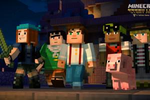 Minecraft: Story Mode – Episode 4: A Block and a Hard Place Screenshot
