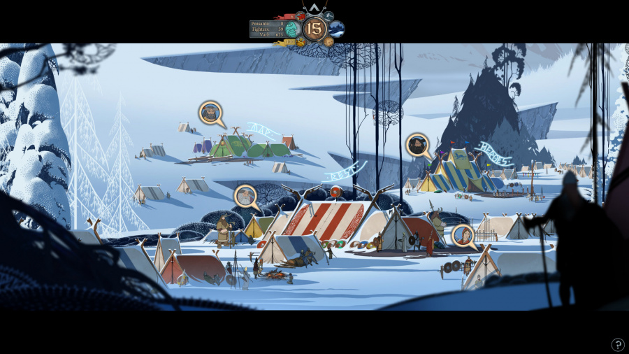 The Banner Saga Review - Screenshot 1 of 5