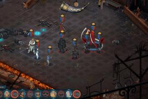 The Banner Saga Screenshot