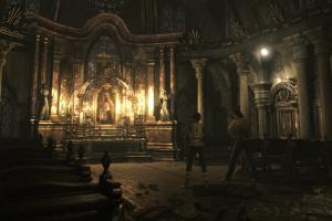 Resident Evil Zero Screenshot