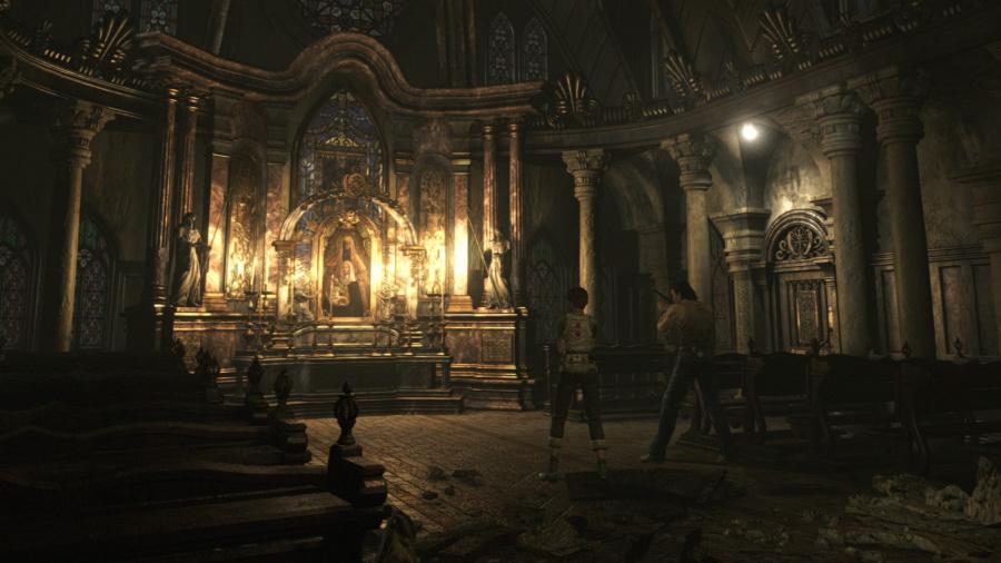 Resident Evil Zero Review - Screenshot 1 of 5