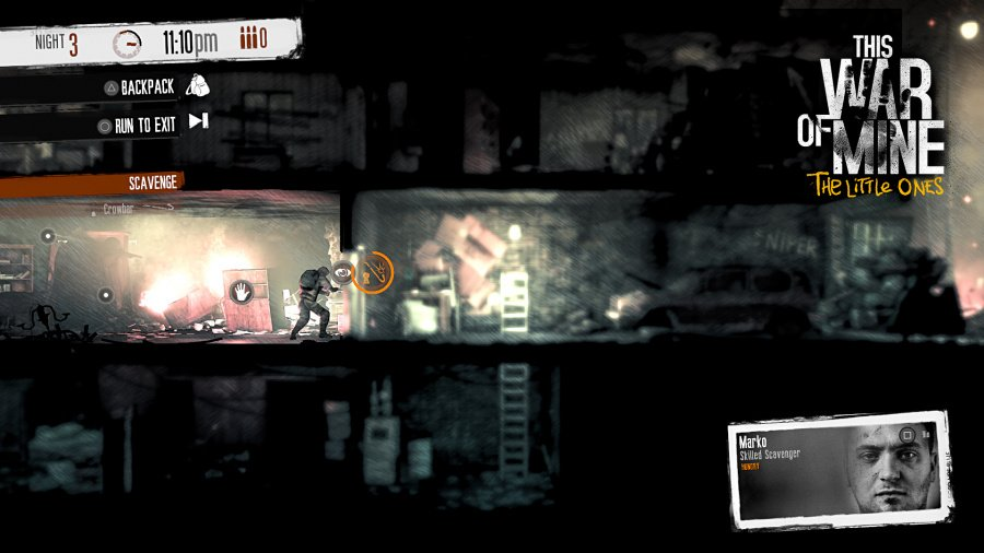 This War of Mine: The Little Ones Review - Screenshot 1 of 3