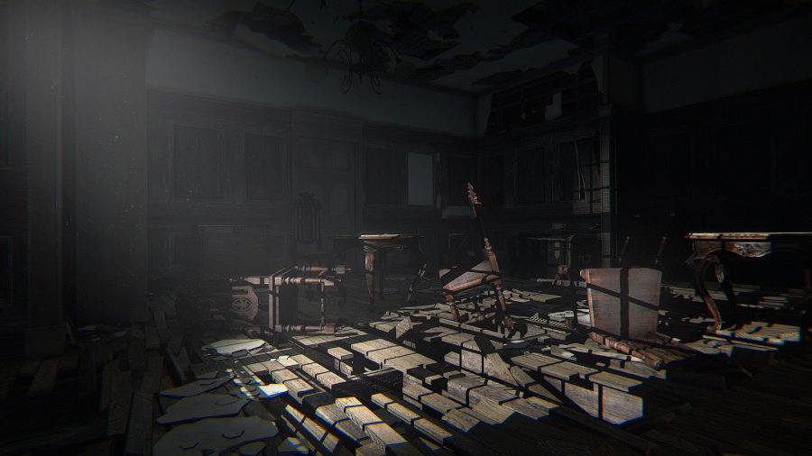 Layers of Fear Review - Screenshot 1 of 4