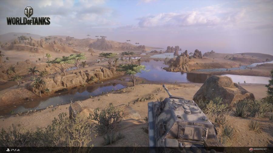 World of Tanks Review - Screenshot 1 of 4