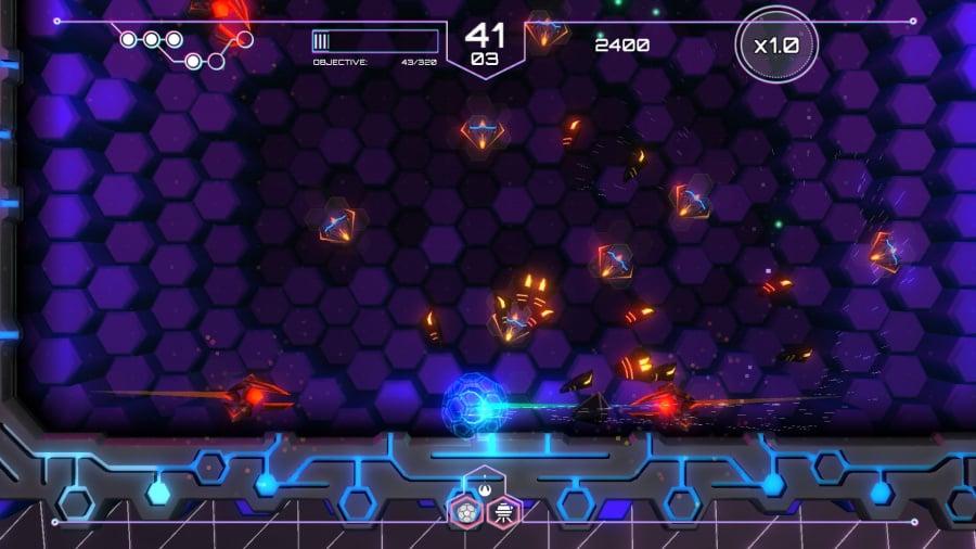 Tachyon Project Review - Screenshot 1 of 2