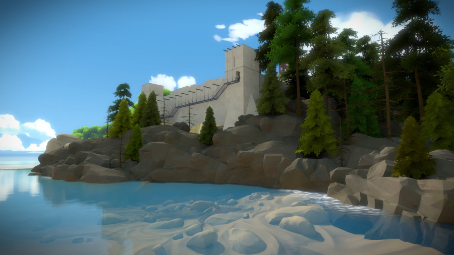 The Witness Review - Screenshot 3 of 4