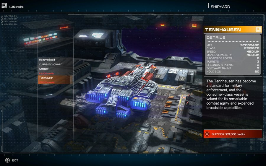 Rebel Galaxy Review - Screenshot 4 of 7