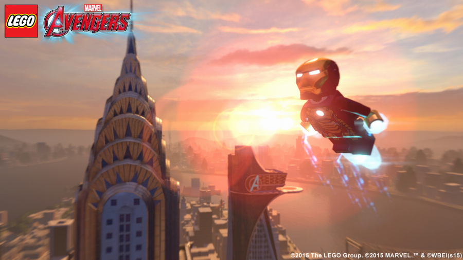 LEGO Marvel's Avengers Review - Screenshot 3 of 3