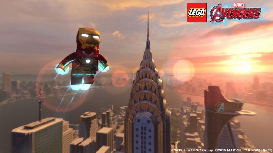 LEGO Marvel's Avengers Review - Screenshot 1 of 3