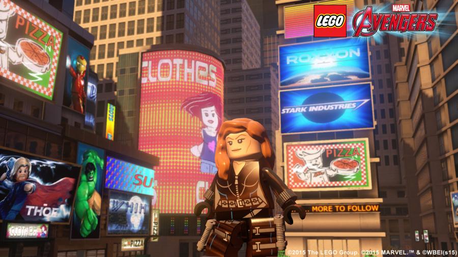 LEGO Marvel's Avengers Review - Screenshot 2 of 3