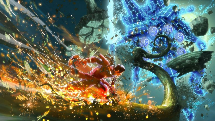 Naruto Shippuden: Ultimate Ninja Storm 4 Review - Screenshot 4 of 6