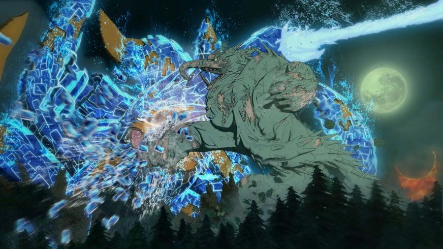 Naruto Shippuden: Ultimate Ninja Storm 4 Review - Screenshot 2 of 5