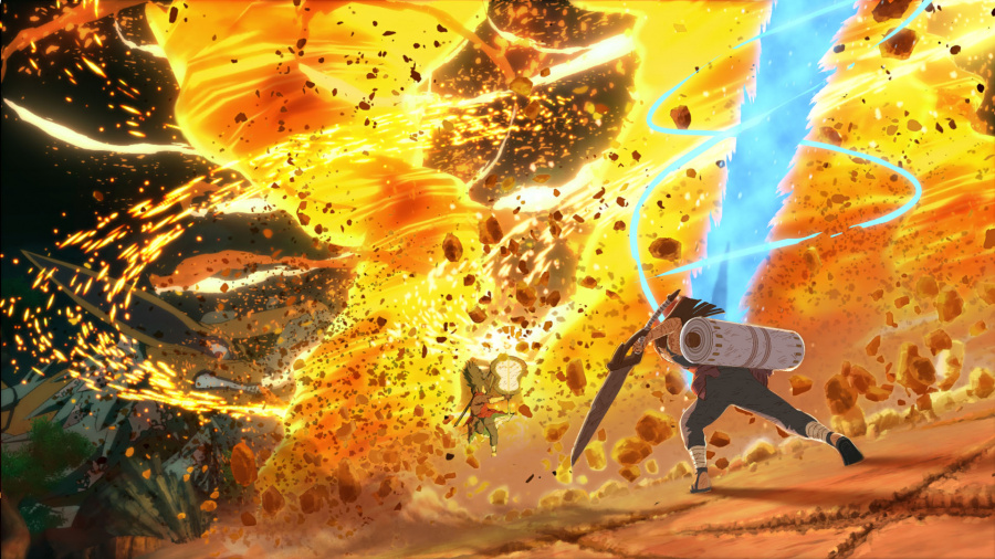 Naruto Shippuden: Ultimate Ninja Storm 4 Review - Screenshot 3 of 6