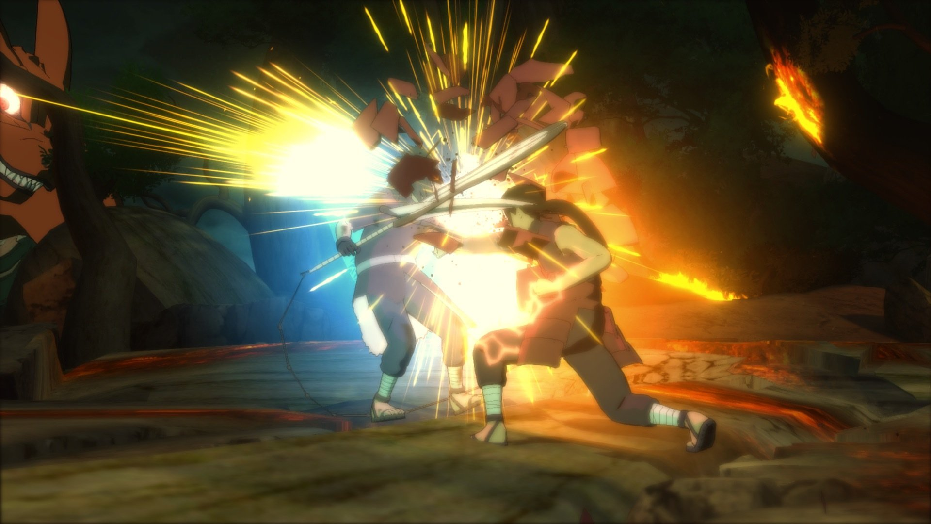 Naruto Shippuden: Ultimate Ninja Storm 4 Review (PS4) | Push