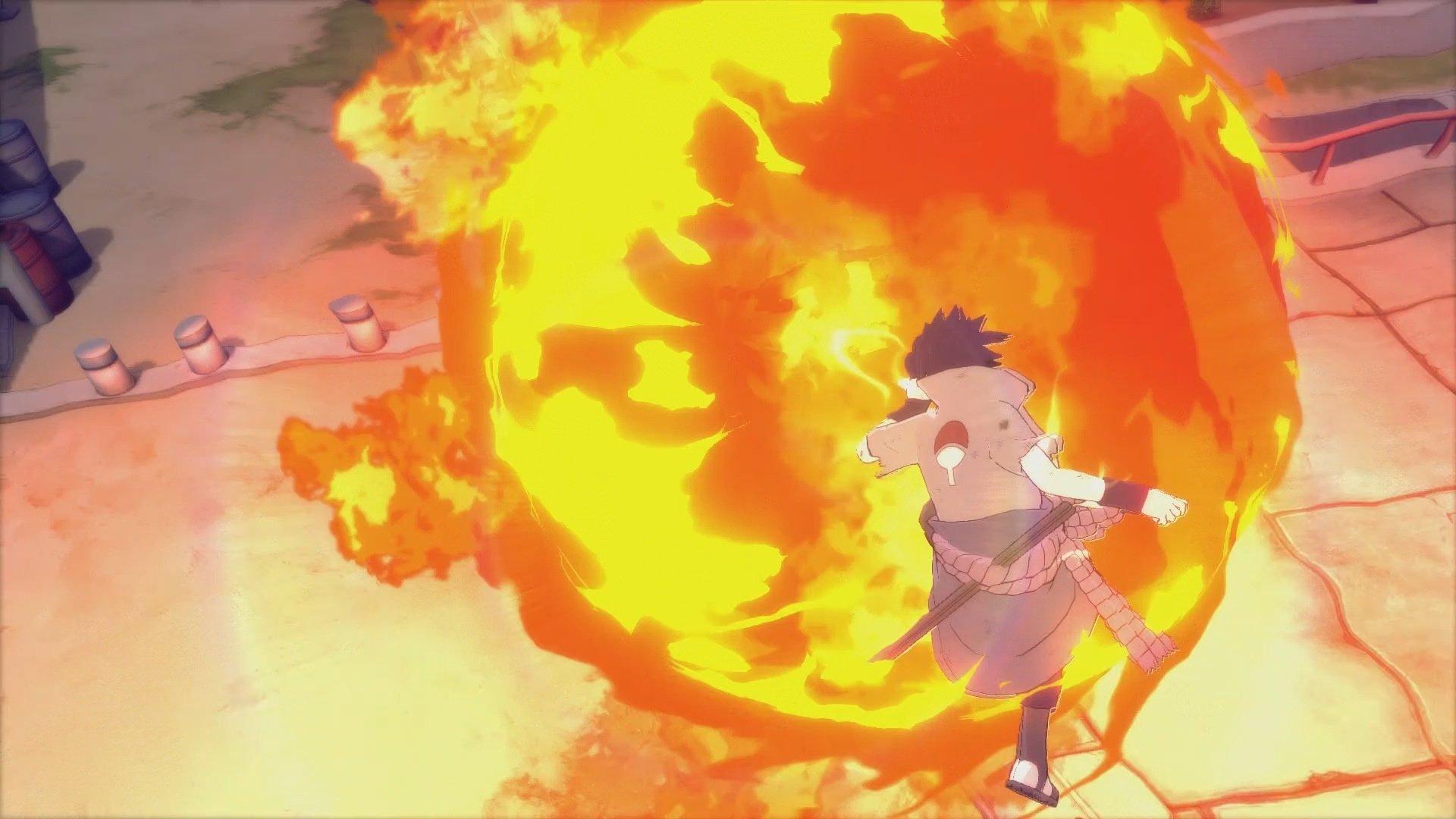 Naruto Shippuden: Ultimate Ninja Storm 4 Review (PS4)   Push