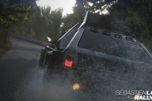 Sébastien Loeb Rally Evo Screenshot