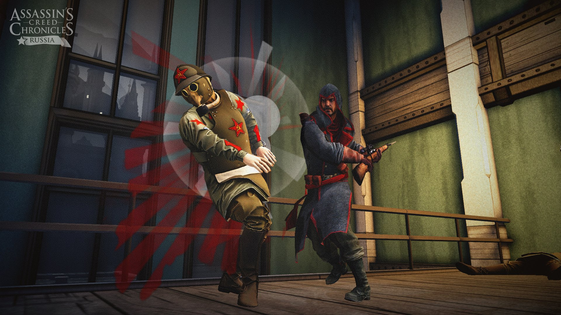 Assassin S Creed Chronicles Russia Review Ps4 Push Square