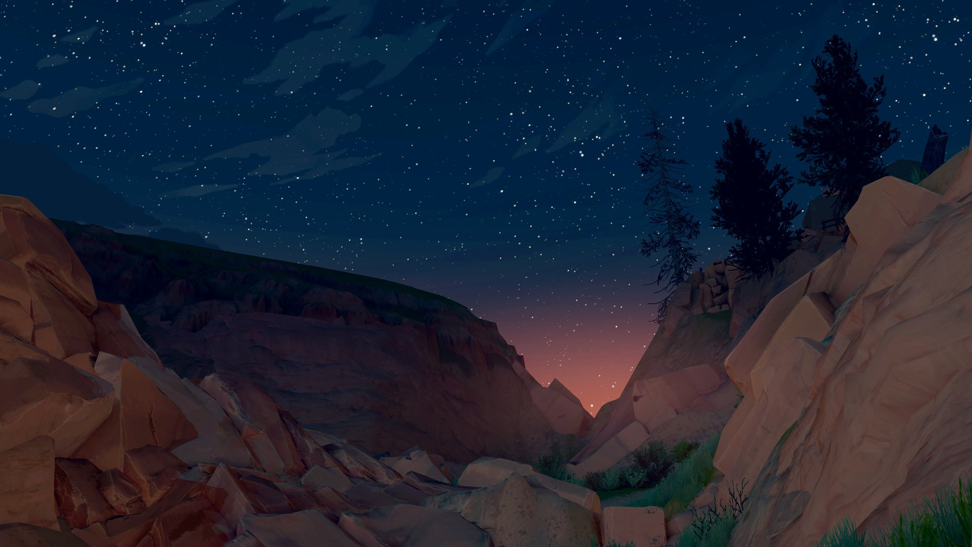 Firewatch (PS4 / PlayStation 4) Screenshots