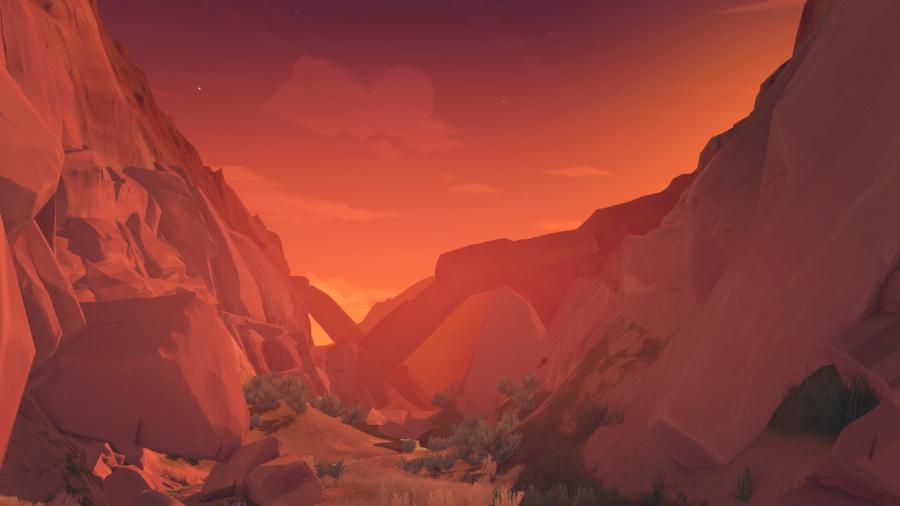 Firewatch Review - Screenshot 1 of 4