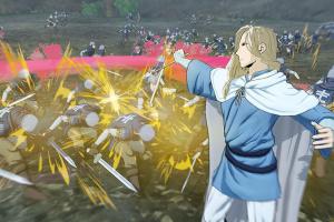 Arslan: The Warriors of Legend Screenshot