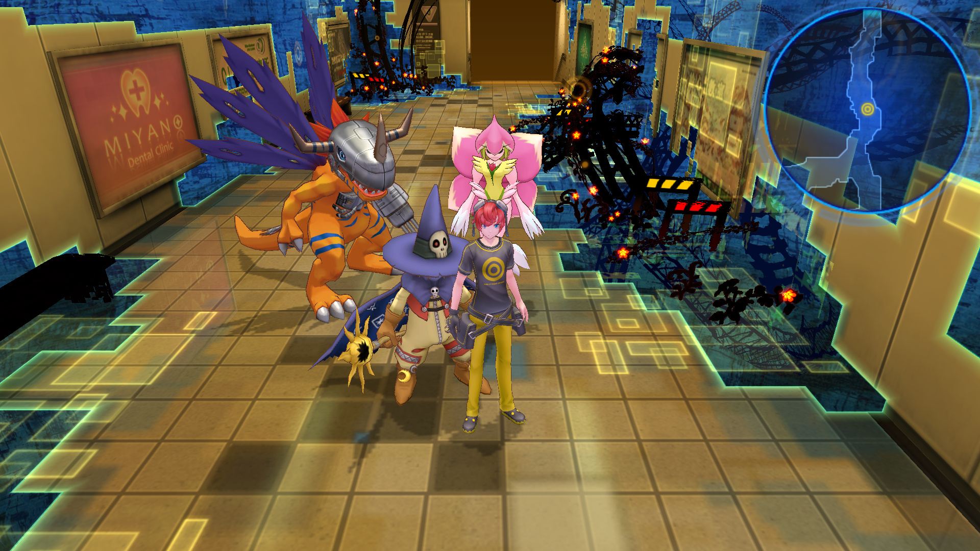 digimon story cyber sleuth ps4 playstation 4 news. Black Bedroom Furniture Sets. Home Design Ideas