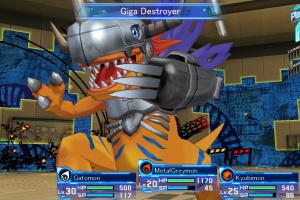 Digimon Story: Cyber Sleuth Screenshot