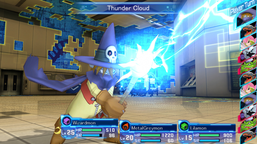 Digimon Story: Cyber Sleuth Review - Screenshot 1 of 6