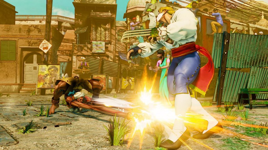 Street Fighter V Review - Screenshot 6 of 7