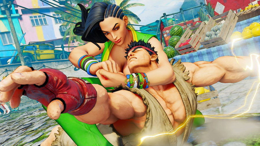 Street Fighter V Review - Screenshot 7 of 7